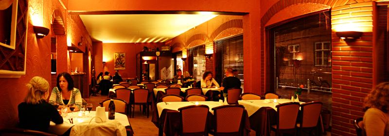 iransk restaurant